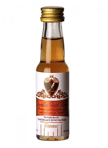 Vanilla Gold Rum Liqueur Mini 0,02 L