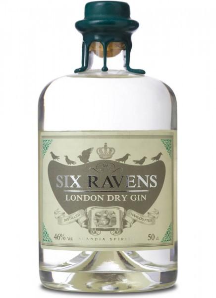 Six Ravens Gin 0,5 L