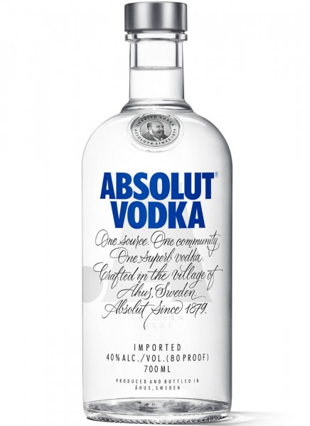 Absolut Vodka Blue 0,7 L