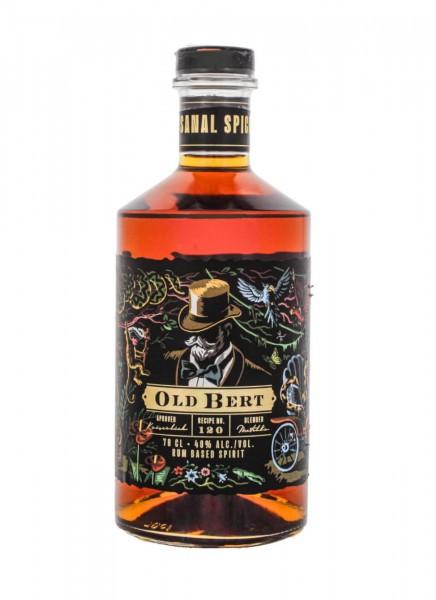 Albert Michlers Old Bert Spiced Rum Recipe Nr. 120 0,7 L