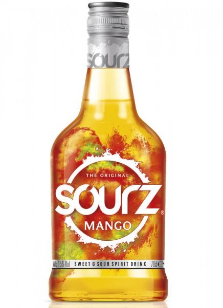 Sourz Mango 0,7 L