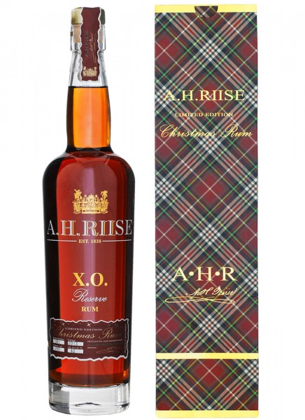 A.H. Riise X.O. Christmas Edition 2020 0,7 L