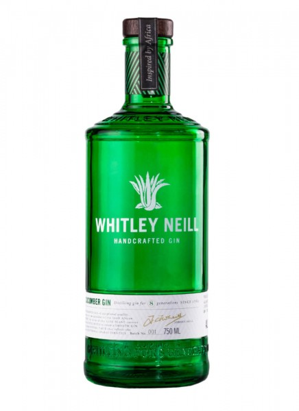 Whitley Neill Aloe Cucumber Gin 0,7 L