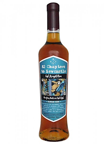 82 Chapter to Newcastle - Single Cask 3/2 Rum 0,5 L