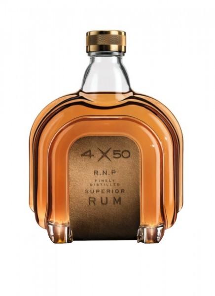 4X50 R.N.P Finely Distilled Superior Rum 0,7 L