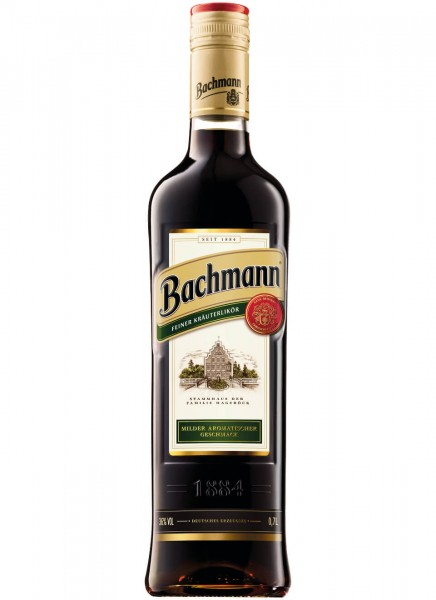 Bachmann Kräuterlikör 0,7 L