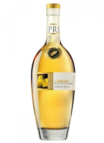Scheibel Premium Plus Gold Willi 0,7 L