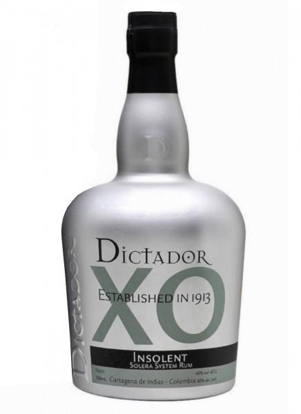 Dictador XO Insolent Rum 0,7 L