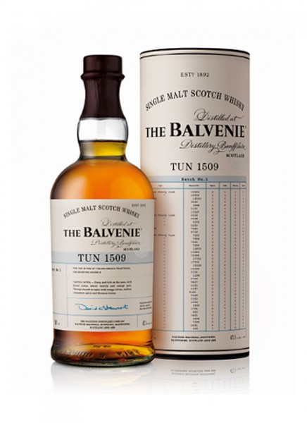 Balvenie TUN 1509 Batch 3 Single Malt Scotch Whisky 0,7 L