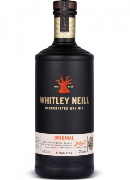 Whitley Neill London Dry Gin 0,7 L