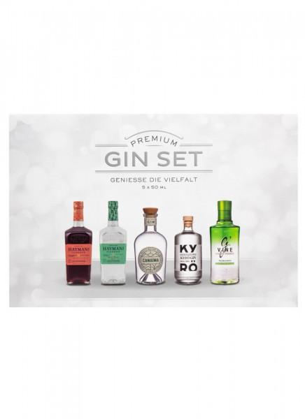 Sierra Madre Premium Gin Tasting Kit 0,25 L