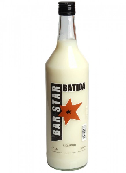 Bar Star Batida de Coco 1 L