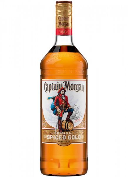 Captain Morgan Spiced Gold 1 L