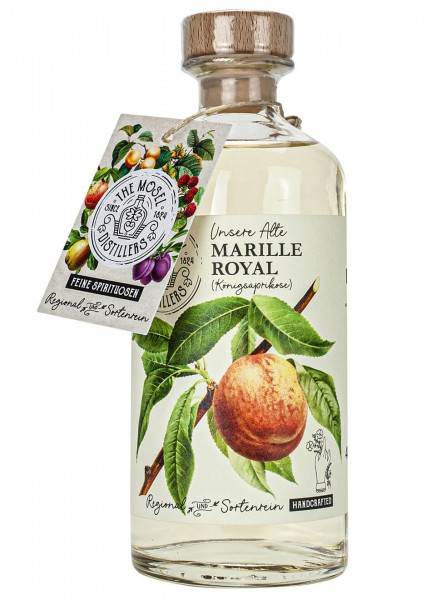 The Mosel Distillers Marille Royal 0,5 L