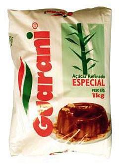 Guarani weißer Rohrzucker 1 kg