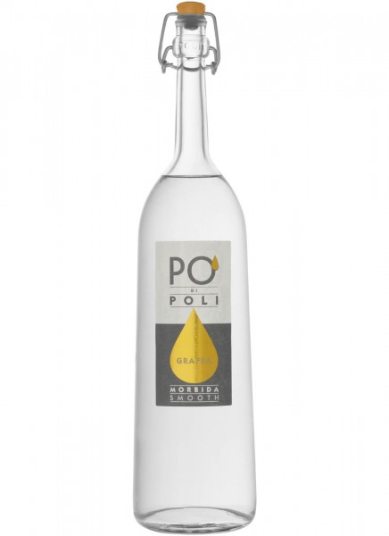 Po di Poli Grappa Morbida Smooth 0,7 L