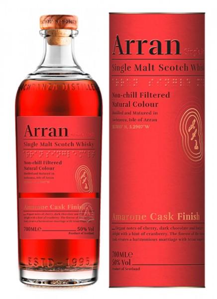 Arran Amarone Cask Finish Single Malt Scotch Whisky 0,7 L