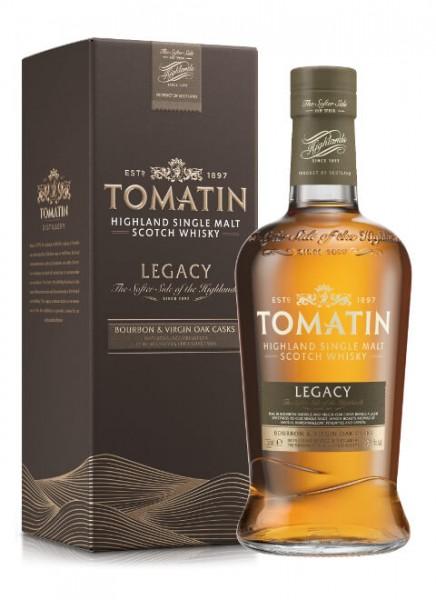 Tomatin Legacy Highland Single Malt Scotch Whisky 0,7 L