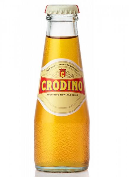 Crodino Aperitif ohne Alkohol 0,1 L