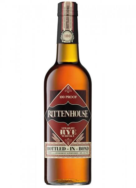 Rittenhouse Straight Rye Whiskey 0,7 L