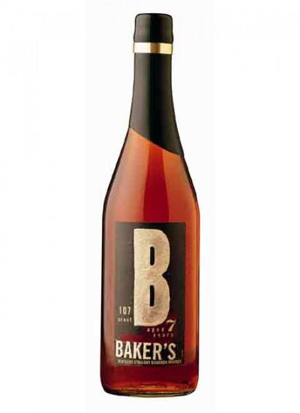 Bakers Bourbon Whiskey 0,7 L