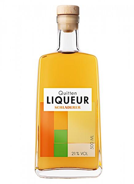 Schladerer Quitten Liqueur 0,5 L