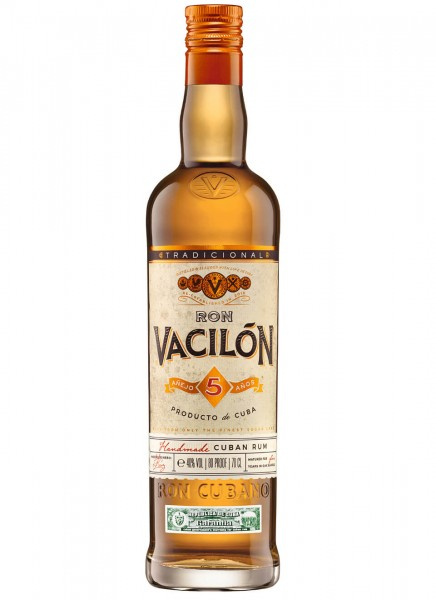 Ron Vacilon Anejo 5 Anos Rum 0,7 L