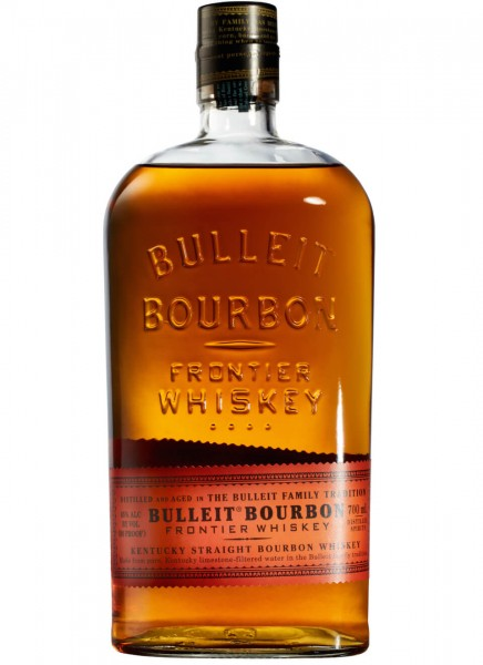 Bulleit Bourbon Whiskey 0,7 L