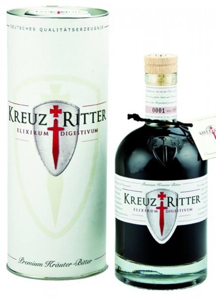 Krugmann Kreuzritter Premium Kräuter Bitter 0,5 L