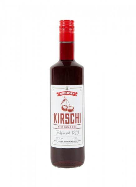 Niehoff Kirschi Kirschwodka Likör 0,7 L