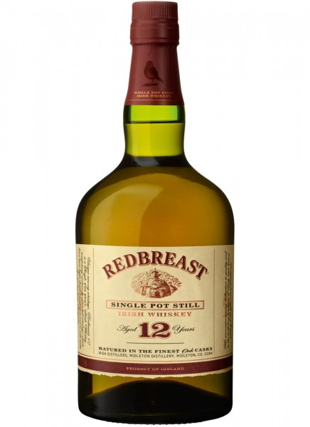 Redbreast 12 Years Irish Whiskey 0,7 L
