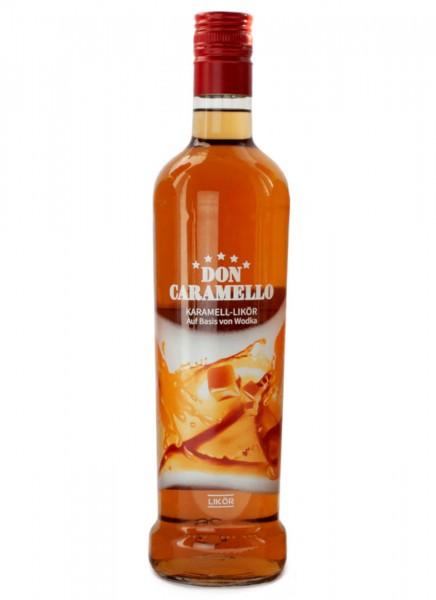 Don Caramello - Karamell Likör 0,7 L