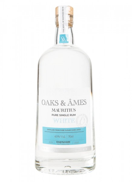 Oaks & Ames Mauritius White Rum 0,7 L