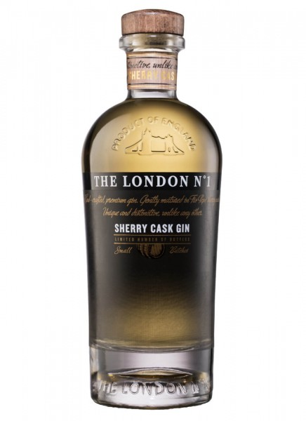 The London No. 1 Sherry Cask Gin 0,7 L