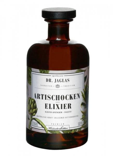 Dr. Jaglas Artischocken-Elixier Kräuterbitter 0,5 L