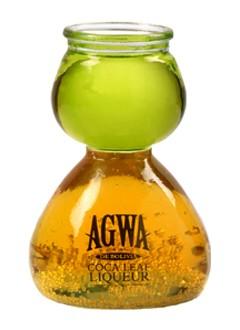 Agwa de Bolivia Blaster-Glas