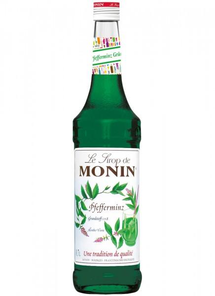 Monin Sirup Pfefferminz 0,7 L