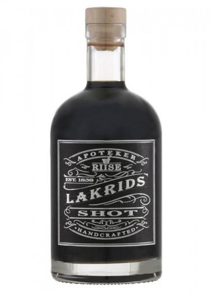 A.H. Riise Lakrids Shot Likör 0,7 L