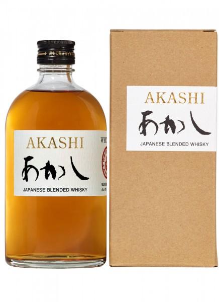 Akashi Japanese Blended Whisky 0,5 L
