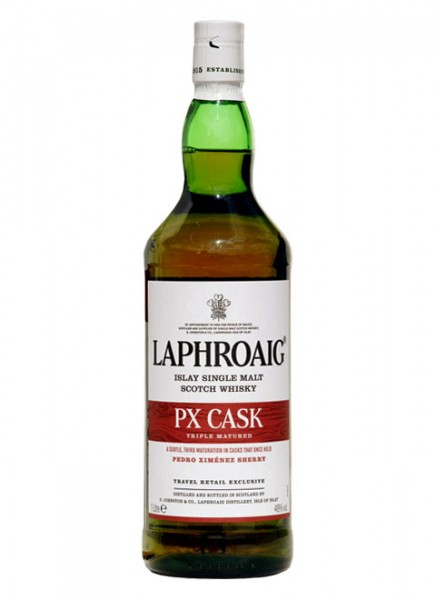 Laphroaig PX Cask Islay Single Malt Scotch Whisky 1 L
