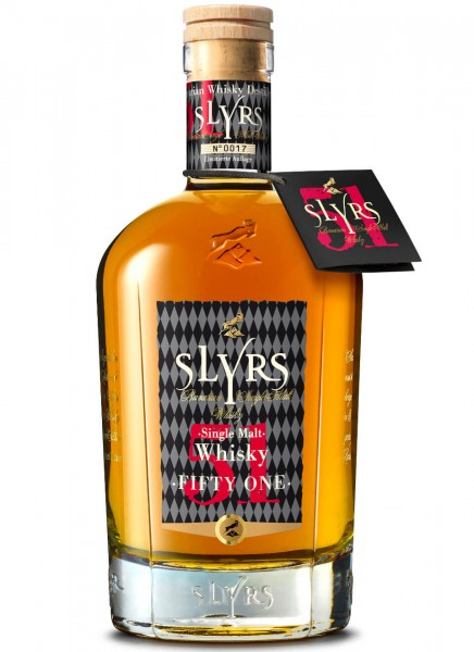Slyrs Malt Whisky Edition Fifty-One 0,7 L