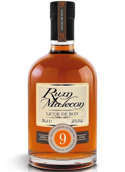 Malecon Licor de Ron 9 Anos 0,7 L