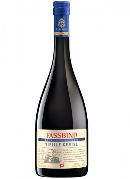 Fassbind Vieille Cerise 0,7 L