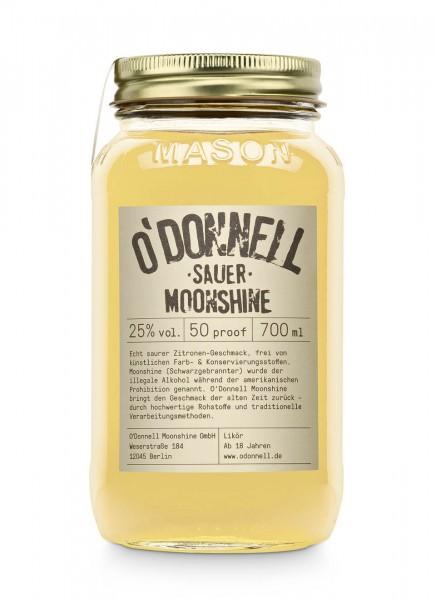 O'Donnell Moonshine Sauer Likör 0,7 L