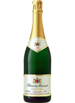 Bernard-Massard Gold Royal Sekt 0,75 L