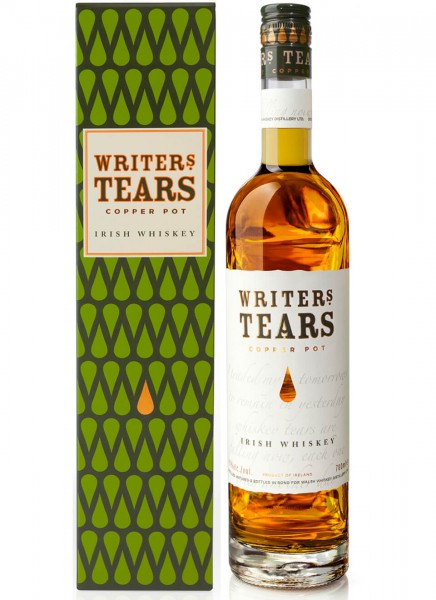 Writers Tears Irish Whiskey 0,7 L