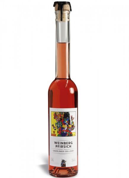 Sauerländer Weinberg-Pfirsich 0,35 L