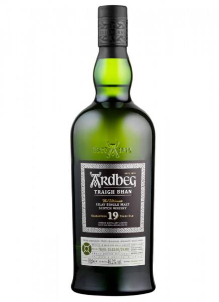 Ardbeg Traigh Bhan 19 Jahre, Batch 1, Islay Single Malt Whisky 0,7 L