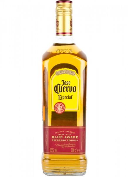 Jose Cuervo Especial Tequila Reposado 1 L