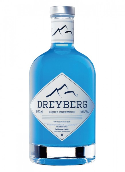 Dreyberg Edelweiss Likör 0,7 L